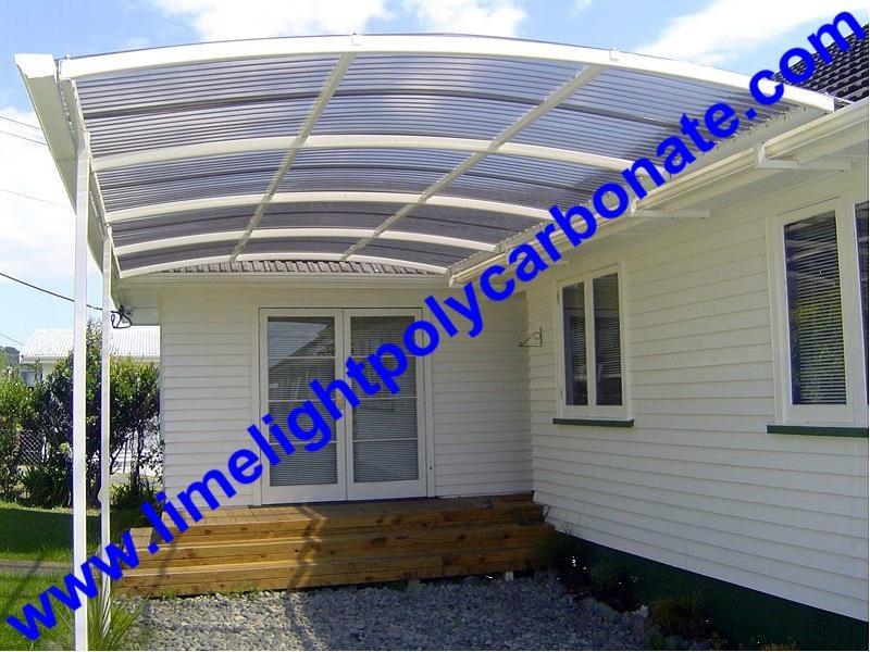 Corrugated polycarbonate sheet, polycarbonate sheet, pc sheet, roof tile 1