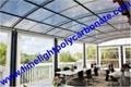 Corrugated polycarbonate sheet, polycarbonate sheet, pc sheet, roof tile 4