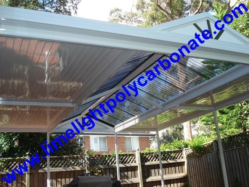 Corrugated polycarbonate sheet pc sheet polycarbonate sheet roof tile pc roofing 2