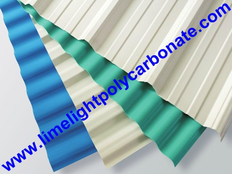 ASA Composite Roofing Sheet ASA Roofing Tile ASA Corrugated Sheet PVC Roofing 1