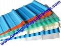 ASA Composite Roofing Sheet ASA Roofing Tile ASA Corrugated Sheet PVC Roofing