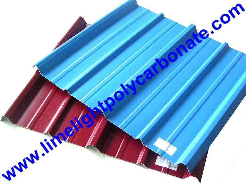 Anti-Corrosive PVC Corrugated Sheet UPVC Roofing Panel PVC Roofing Tiles 14