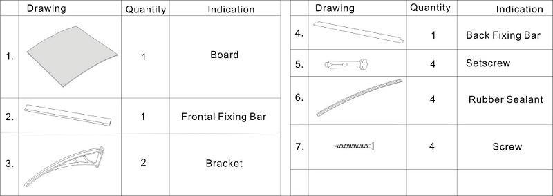Assembling Instruction