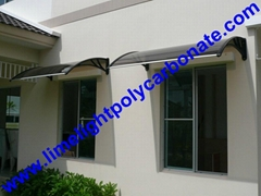 window awning canopy