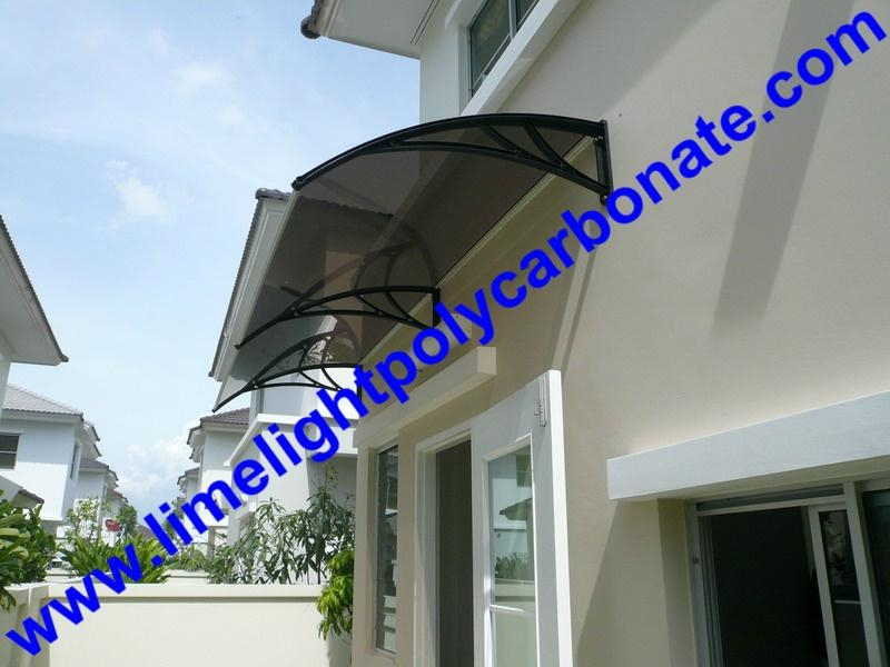awning canopy shelter DIY awning window awning door canopy polycarbonate awning 4