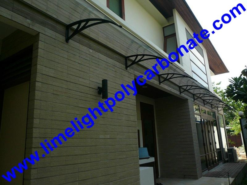awning canopy shelter DIY awning window awning door canopy polycarbonate awning 6