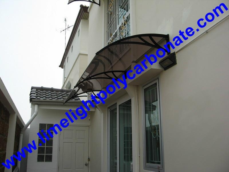 awning canopy shelter DIY awning window awning door canopy polycarbonate awning 7