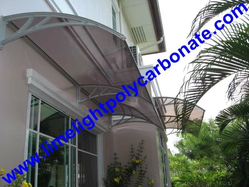 awning canopy shelter DIY awning window awning door canopy polycarbonate awning 10