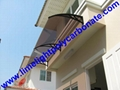 awning canopy shelter DIY awning window awning door canopy polycarbonate awning 11
