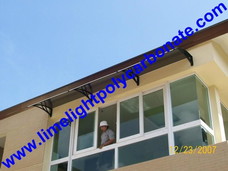 awning canopy shelter DIY awning window awning door canopy polycarbonate awning 17