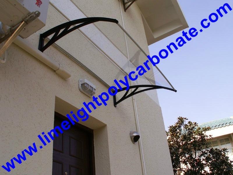 Diy Door Shelter : Awning canopy shelter diy window door