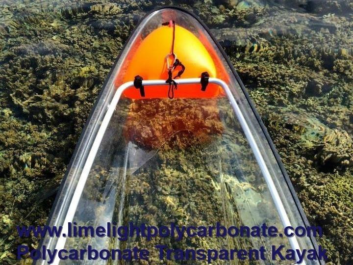 polycarbonate kayak canoe