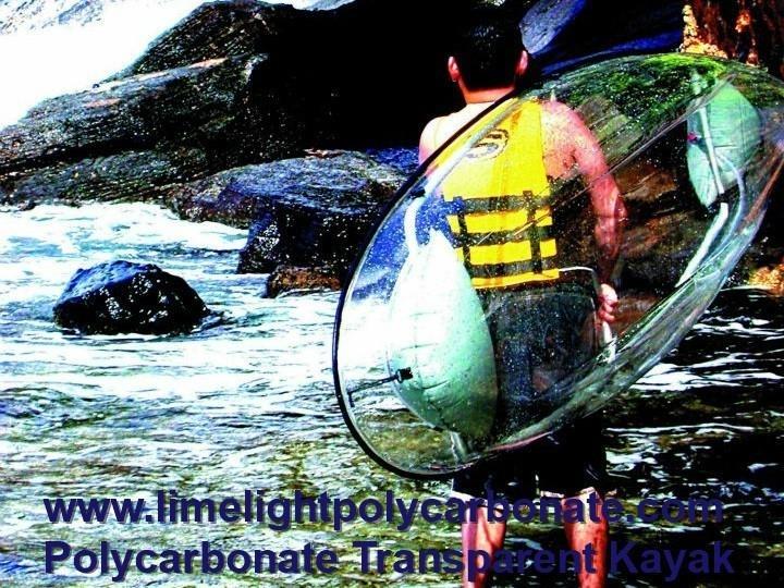 polycarbonate canoe