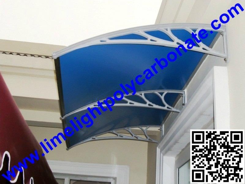 Polycarbonate Window Canopy