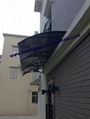 awning canopy DIY awning door canopy window awning polycarbonate awning 1