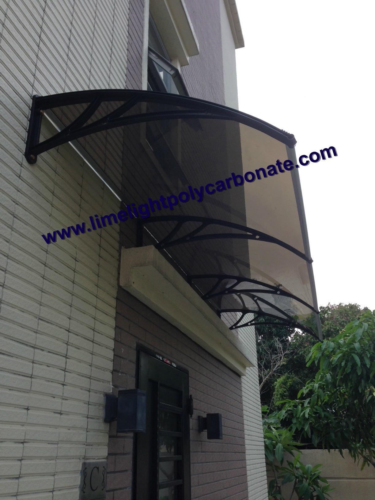 awning canopy DIY awning door canopy window awning polycarbonate awning 2