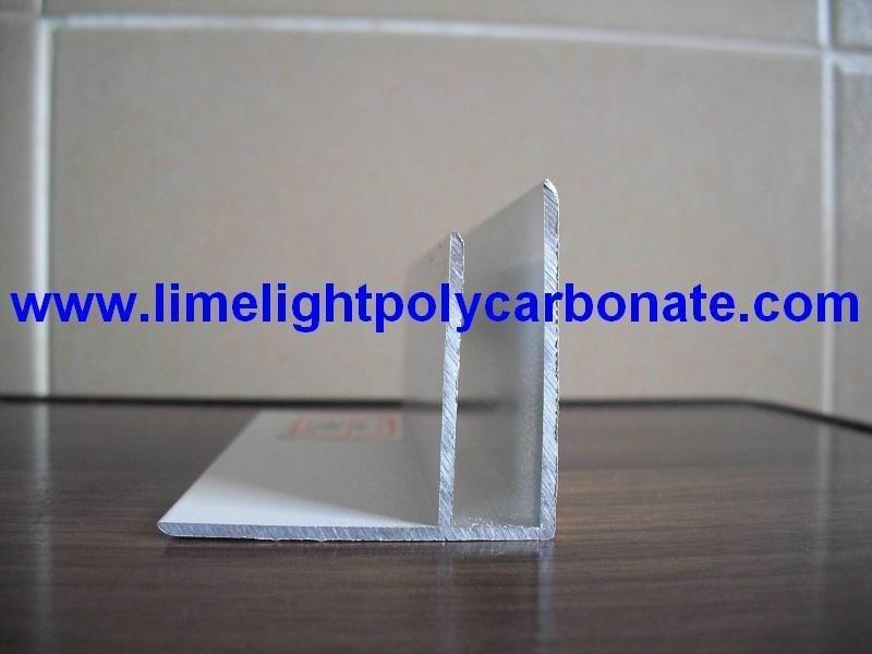 Aluminium F Profile
