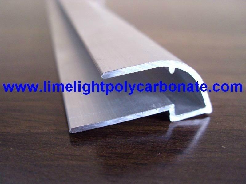 Aluminium U profile-1