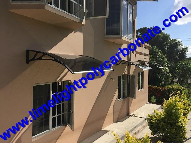 awning canopy polycarbonate awning door canopy window awning DIY awning sunshade 2