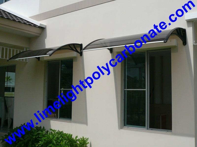 Commercial And Private Awning, Canopy, Door Canopy, Window Awning, Polycarbonate  Awning, DIY Awning, Door Awning, Window Canopy, Rain Awning, Rain Shelter,  ...