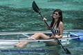 polycarbonate kayak clear canoe