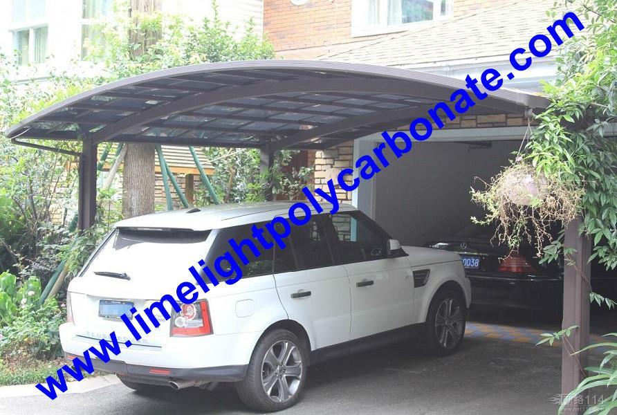 garage carport polycarbonate carport aluminium carport sunshade carport shelter 2