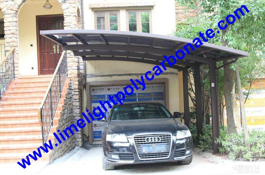 garage carport polycarbonate carport aluminium carport sunshade carport shelter 3
