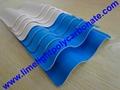 Anti-Corrosive PVC Corrugated Sheet PVC Roofing Sheet ROMA UPVC Roofing Panels