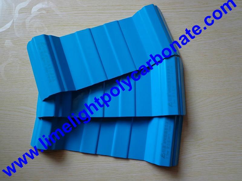Anti-Corrosive PVC Corrugated Sheet UPVC Roofing Panel PVC Roofing Tiles 10