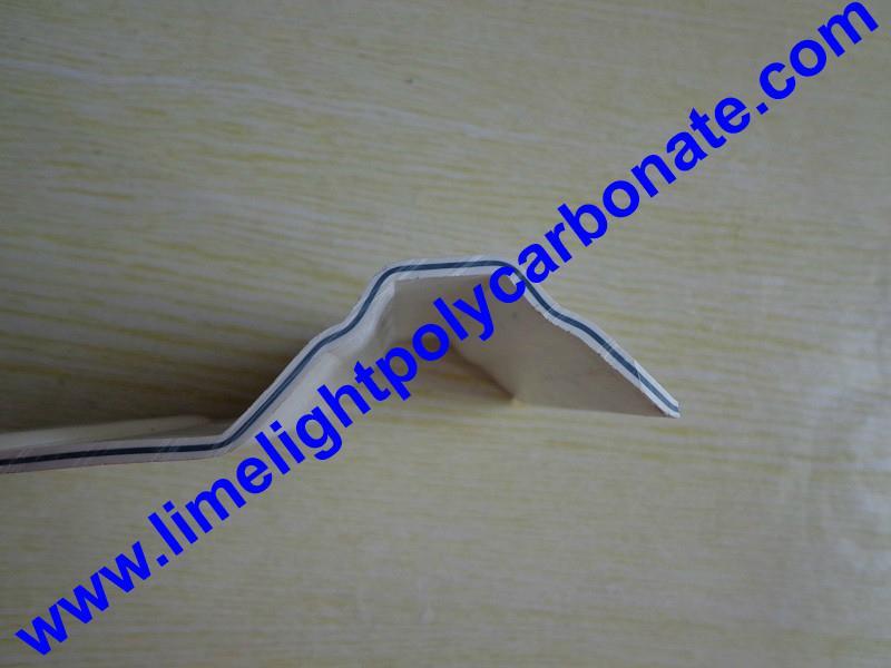 Anti-Corrosive PVC Corrugated Sheet UPVC Roofing Panel PVC Roofing Tiles 13