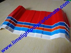 ASA/PVC Roofing Panels A