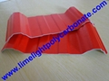 ASA/PVC Roofing Panels Anti-Corrosive PVC Roofing Sheet PVC Roofing Tiles