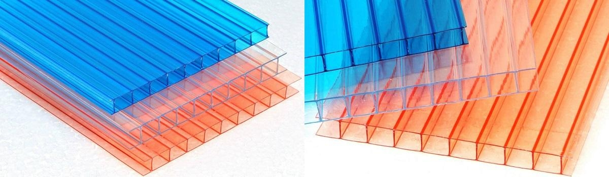 Multiwall polycarbonate sheet, twinwall polycarbonate sheet, polycarbonate hollow sheet, polycarbonate roofing sheet, polycarbonate glazing sheet, PC sheeting