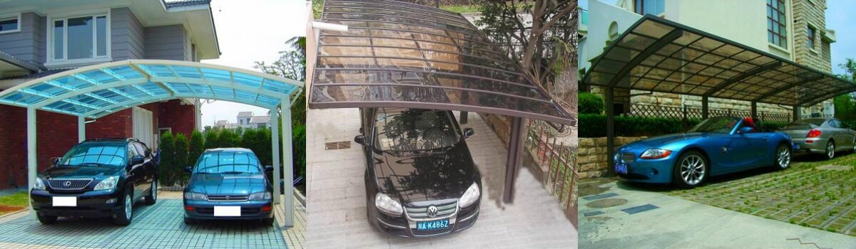 Aluminium carport projects