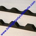 Black Eave Infill Foam Strips For Roma Amp Greca Corrugated