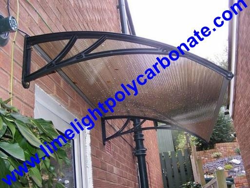 door canopy window awning door roof canopy DIY awning DIY canopy outdoor awning polycarbonate awning PC awning outdoor canopy rain shelter sunshade rain shed DIY kit awning
