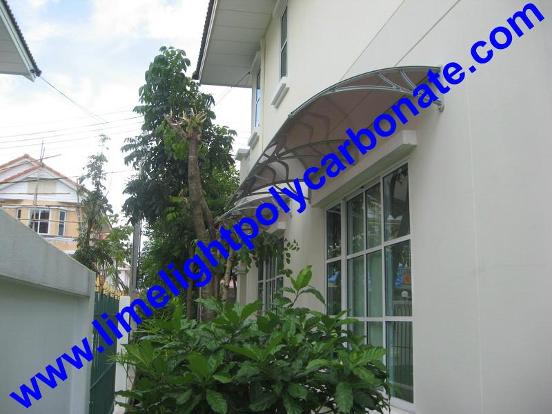 Outdoor Window Awning