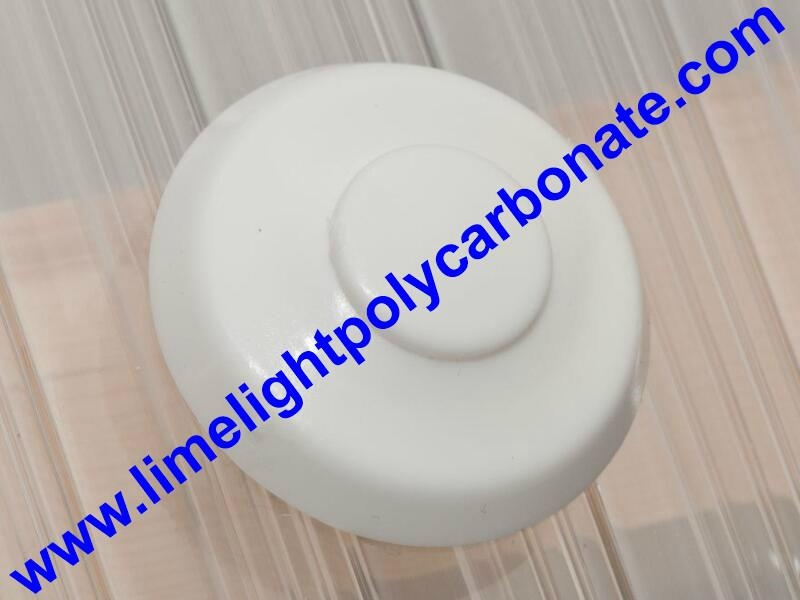 Screw Button for Polycarbonate Sheet