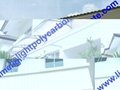 polycarbonate awning roof canopy DIY awning door canopy window awning DIY canopy