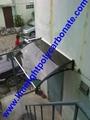 Diy Door Shelter : Pc awning canopy diy door window