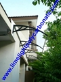 awning canopy polycarbonate awning door canopy window awning DIY awning sunshade