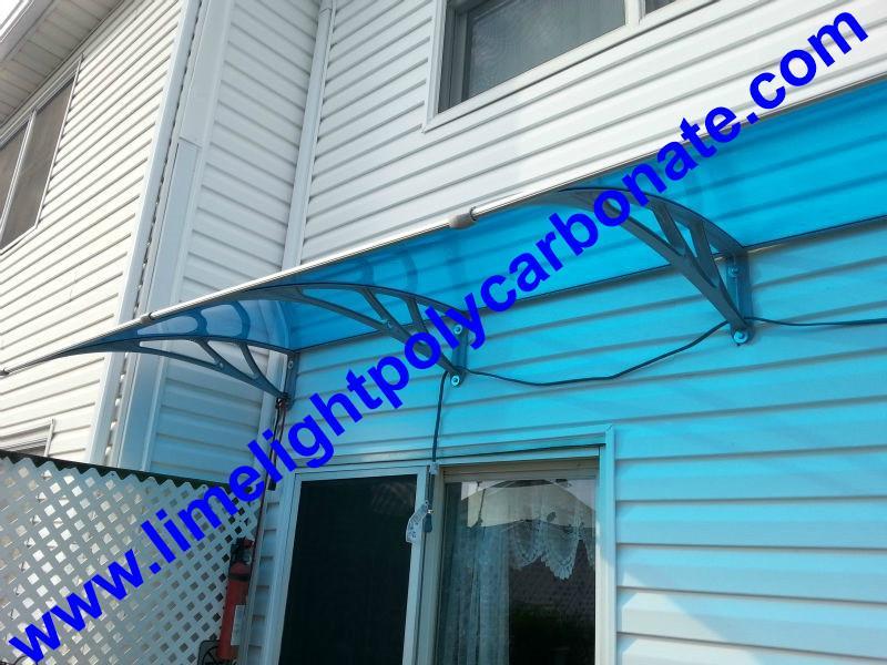 ... Awning Canopy Polycarbonate Awning Door Canopy Window Awning DIY Awning  Sunshade ...