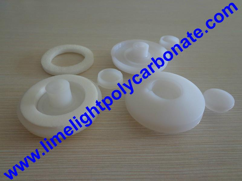 Nylon screw washer