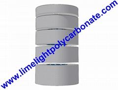 PC陽光板專用防塵膠帶,進口防塵膠帶,溫室專用防塵膠帶