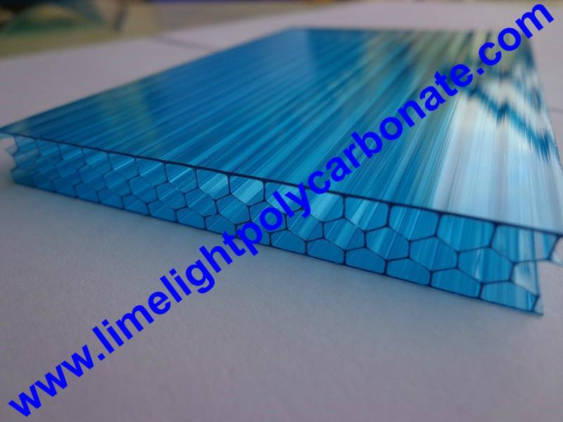 four walls polycarbonate sheet