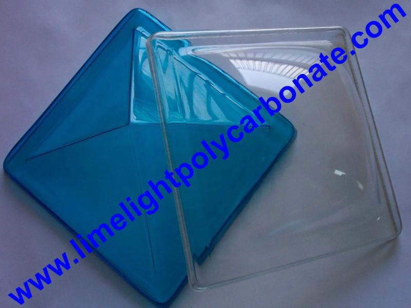 Polycarbonate skylight, Dome shape skylight, Polycarbonate Skylighting 2