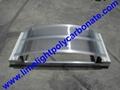 polycarbonate connector polycarbonate cap & base profile pc sheet accessories 7