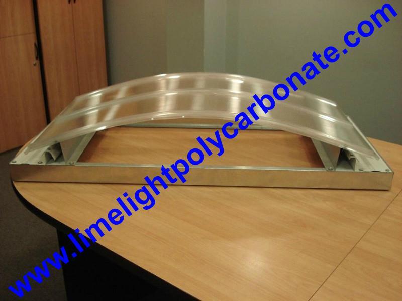polycarbonate connector polycarbonate cap & base profile pc sheet accessories 10