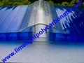 polycarbonate connector polycarbonate cap & base profile pc sheet accessories 13