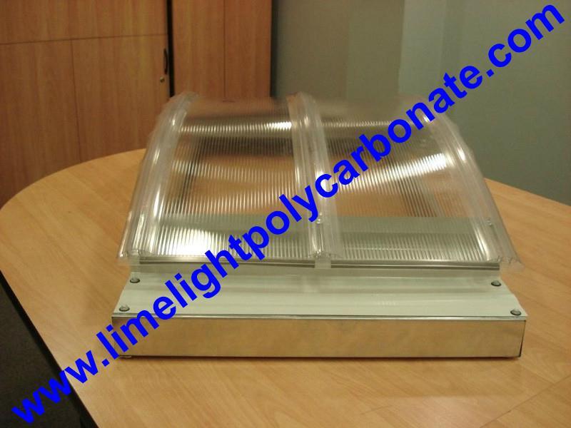 polycarbonate connector polycarbonate cap & base profile pc sheet accessories 12